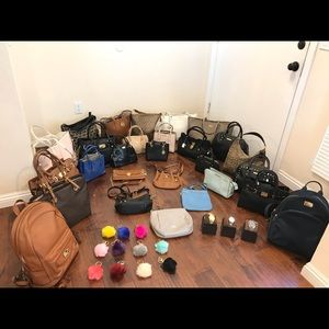 All authentic Mk, Coach different price